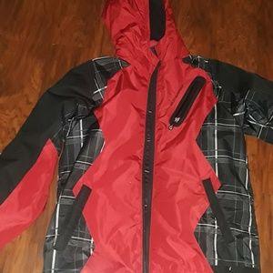 Boys weatherproof jacket NWOT HEAVY DUTY